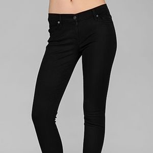 7 For All Mankind Skinny Slim Classic Waist Jeans